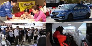 東京モーターショウ2017来場者数にみる混雑を避ける方法と注目出展車に注目コンパニオン!
