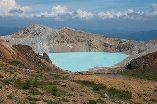 草津白根山噴火の過去の噴火はいつ?最近の火山噴火は?