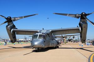 米軍横田基地到着のオスプレイの値段はいくら?事故率どのくらい?