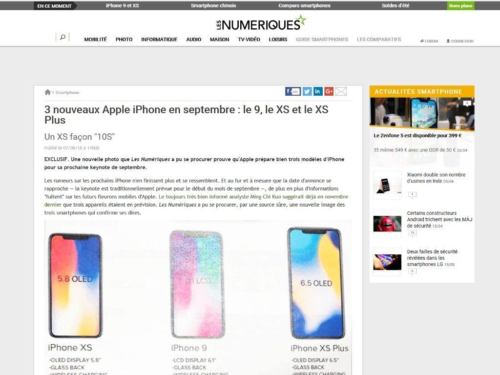 iPhoneXSの新作発表イベントを日本語で視聴する方法紹介!