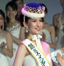 岡田真澄の娘で岡田朋峰ミスインター日本代表!大学どこ?母親は誰?