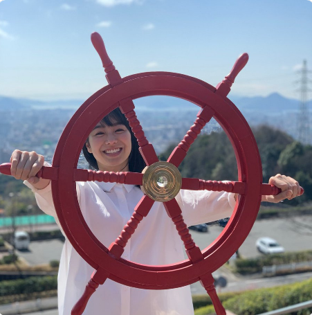 高田夏帆インスタのNHK昆虫すごいぜ出演報告画像がかわいい!