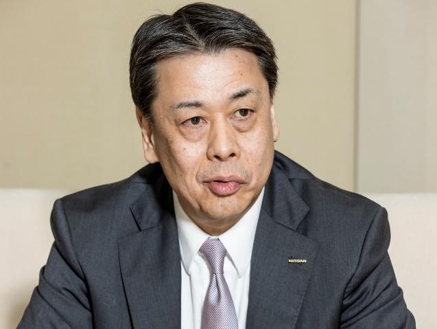 内田誠日産社長