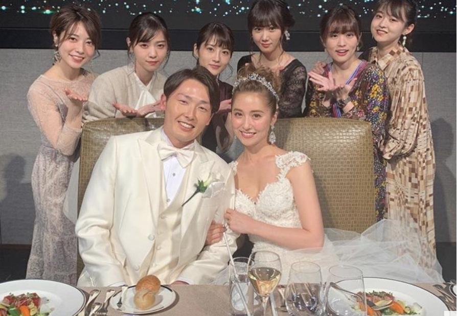 衛藤美彩と源田壮亮の結婚式場所はどこ?式場費用と参列者は誰?