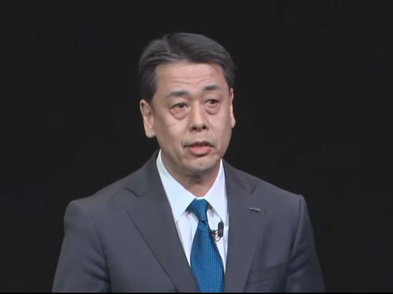 日産自動車の内田誠社長の就任会見動画とスピーチ原稿全文公開