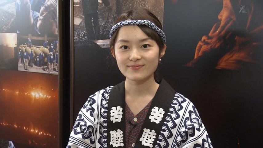 浅野瑠香アナウンサーかわいい画像