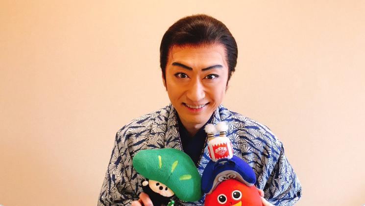 【顔画像あり】喜多村緑郎の経歴は?妻貴城けいとの間に子供あり?