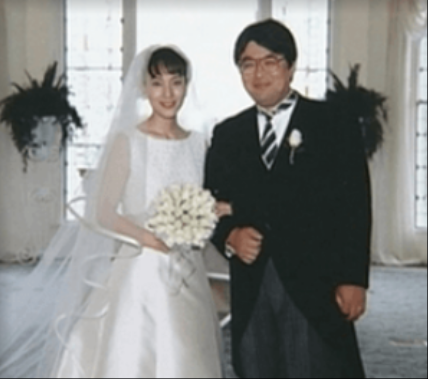 鈴木杏樹結婚画像