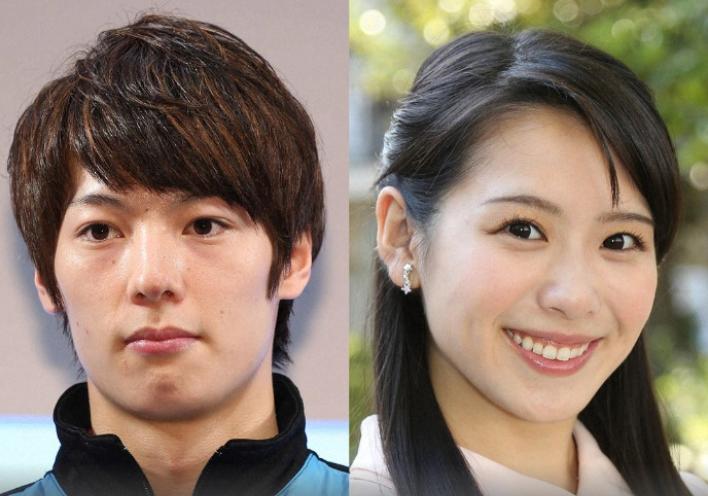 松平健太選手と玉木碧アナの出会い馴れ初めは?妊娠しているの?