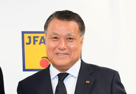 田嶋幸三会長