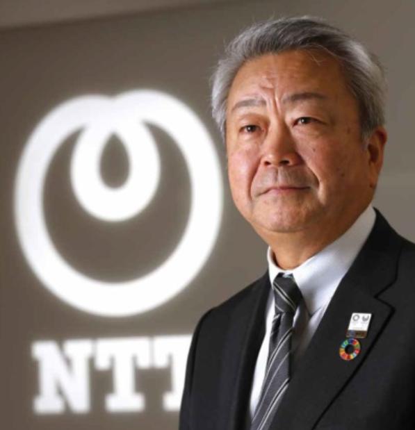 NTT澤田純社長