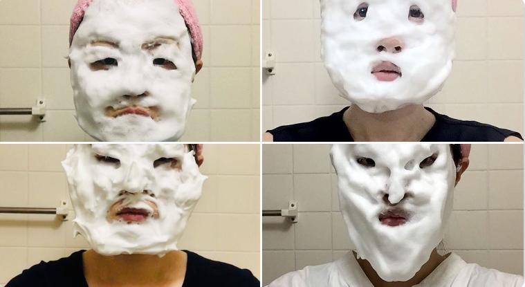 杉浦由梨経歴と洗顔ものまね作品画像と動画紹介!結婚しているの?