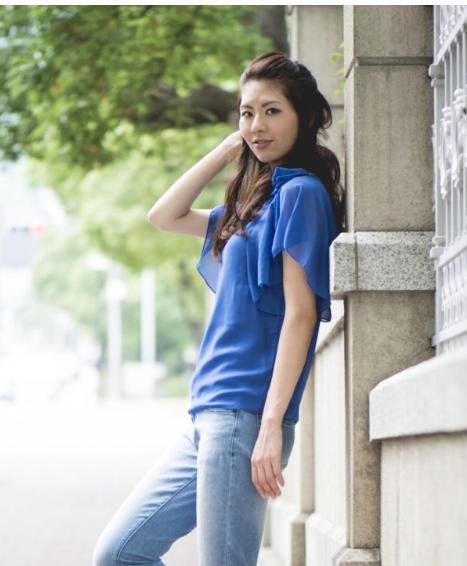 宮脇希モデル画像