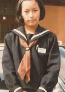 森雅子高校生